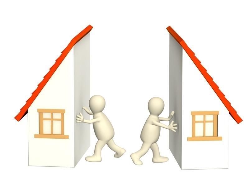 как вывести созаемщика из ипотеки после развода образом они