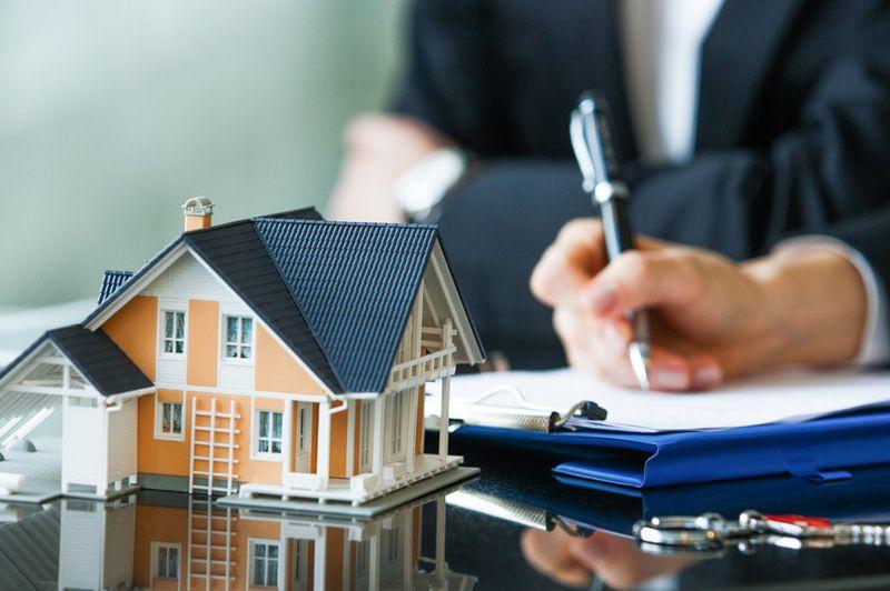 Услуга по признанию права собственности на жилое помещение